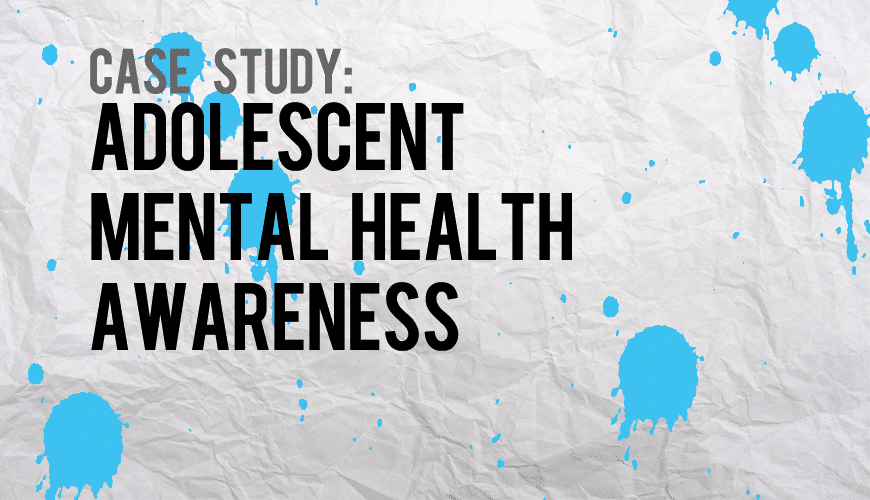 Adolescent Mental Health Awareness 1